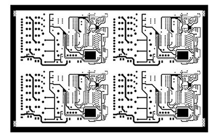 photo plotting PCB